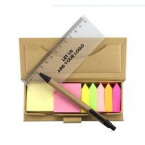 Adhesive Memo Note Sets Eco