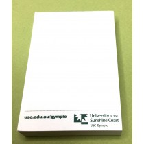 Promotional Post It Notes 20x10cm