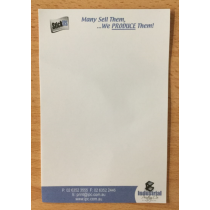 Promotional Sticky Notes 50x75