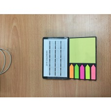 Combo Customised Sticky Note pad with Calender