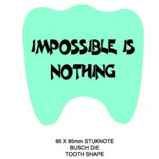 Promotional Tooth Sticky Note