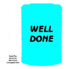 Promotional Water Tank Shaped Sticky Note