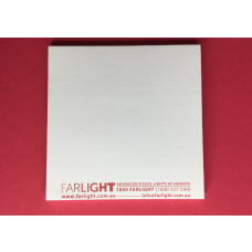 Promotional Sticky Notes 10x10