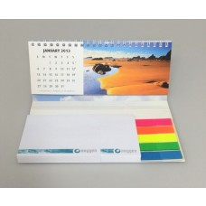 Calendar Custom Branded Sticky Pad