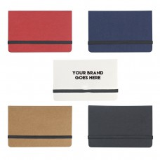 Sticky Note Business Card Cases Branded