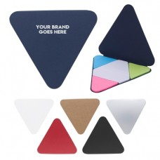 Triangular Promo Sticky Note Sets
