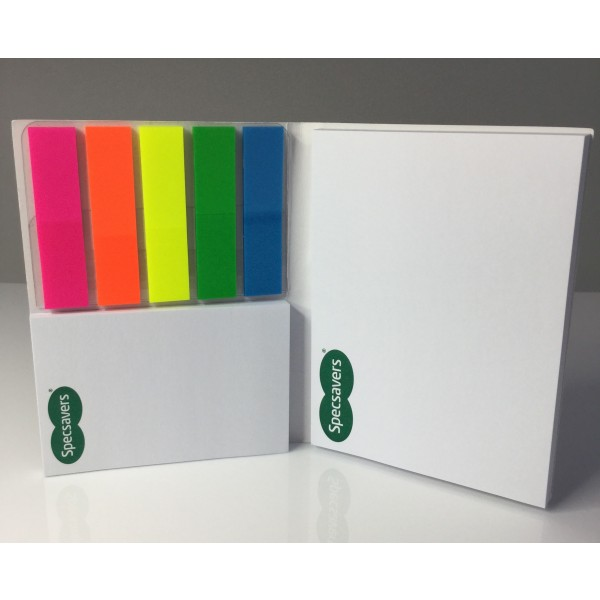Promotional Sticky Note Pads (Encased)