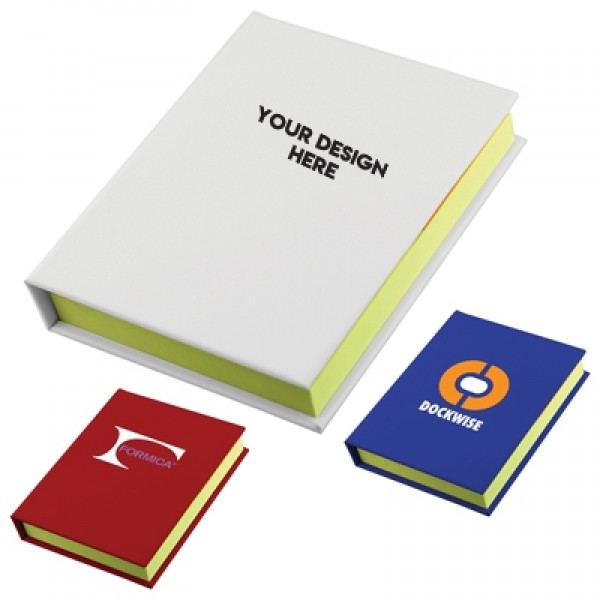Event Branded Adhesive Notebooks