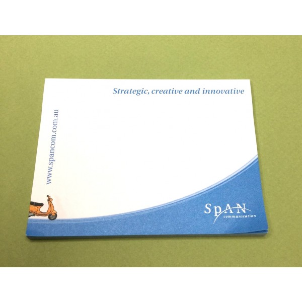 Promotional Post Its 7x10cm