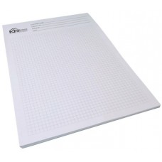 A4 Notepads with 1colour custom print