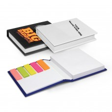 Hard Cover Custom Note Flag Books