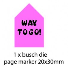 Promotional Page Marker Sticky Note