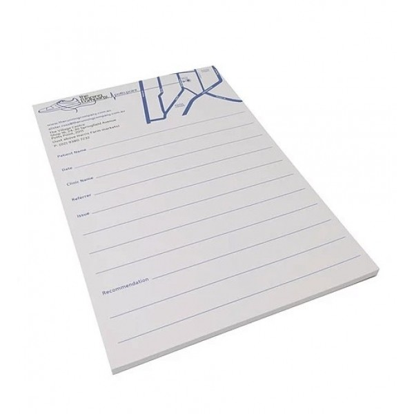 A5 Notepad with Digital Print