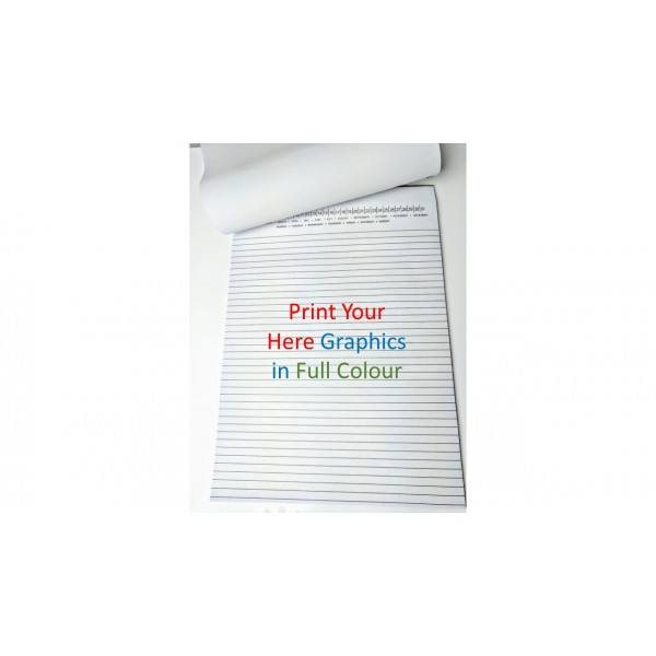 Promotional A4 Notepads Full Colour Print