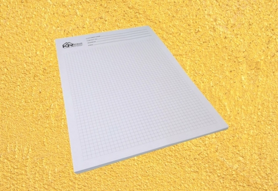 lecture pad ideas