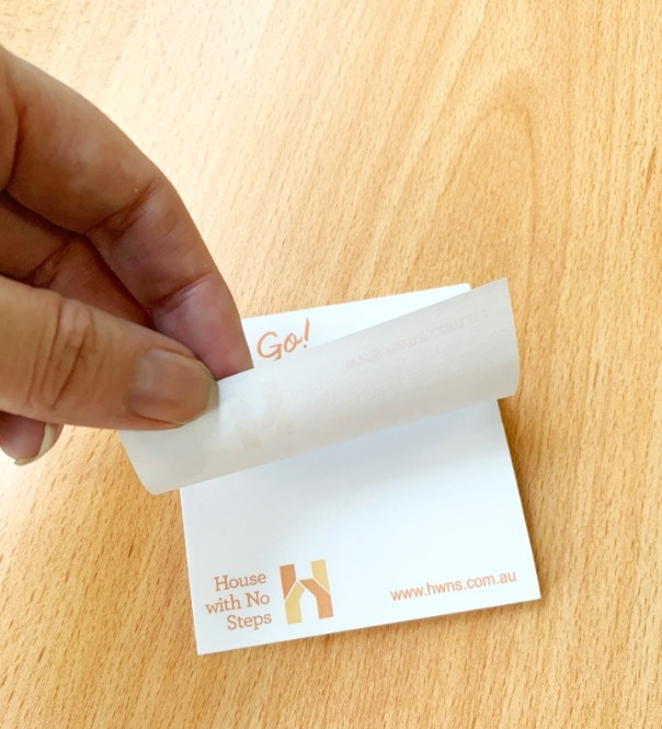 Promotional Notepaper GSM
